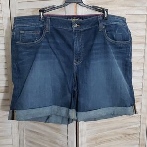 Lucky Brand Denim Jeans, Ginger Short